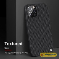 Ốp lưng iPhone 12 Pro Max Nillkin Textured Case