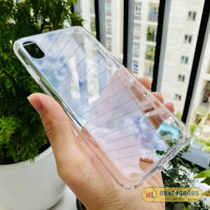 Ốp lưng iPhone Xs Max Likgus trong suốt