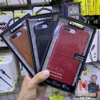Ốp da iPhone 7 Plus G-case chứa thẻ