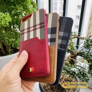 Ốp lưng iPhone 7/8 Plus Mentor VII nhét thẻ