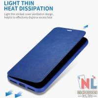 Bao da iPhone 11/ 11 Pro/ 11 Pro Max FIB X-level khay silicon