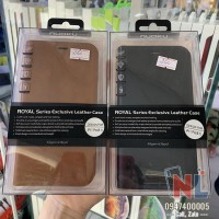 Bao da iPhone 11/ 11 Pro/ 11 Pro Max NUOKU Royal ngăn chứa