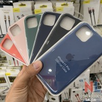 Ốp iPhone 11/ 11 Pro/ 11 Pro Max Silicon Zin Apple