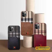 Ốp lưng iPhone 12/ 12 Pro/ 12 Pro Max Mentor nhét thẻ