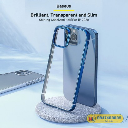 Ốp lưng iPhone 12/12 Pro/ 12 Mini/ 12 Pro Max Baseus Shining