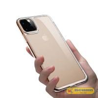 Ốp lưng iPhone 12/ 12 Pro/ 12 Pro Max Benks lưng kính trong suốt