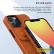 Bao da iPhone 13 Pro Nillkin QIN chính hãng che camera