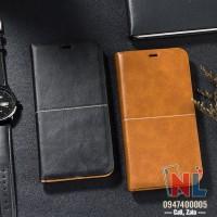 Bao da iPhone X/Xs Max Nuoku da đẹp