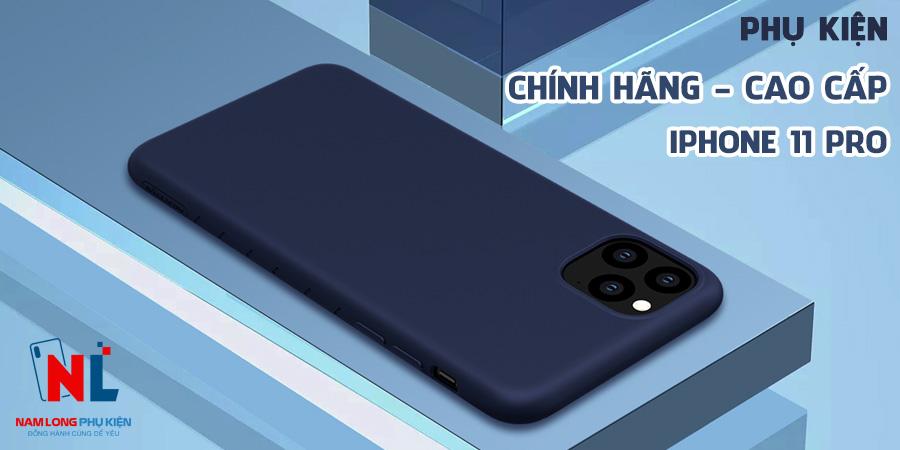 Phu kien iPhone 11 Pro