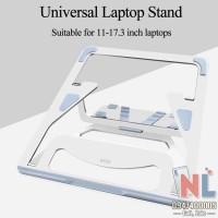 Đế tản nhiệt Macbook, Laptop WIWU S100 nhôm nguyên khối