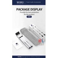 Giá đỡ thoát nhiệt cho Macbook, Laptop chính hãng Wiwu S400