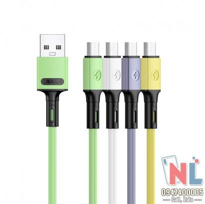 Cáp sạc Micro Usams U52 US-SJ436 (Sạc & Data Cable)