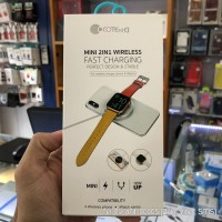Sạc Apple Watch + iPhone 2in1 Coteetci chính hãng