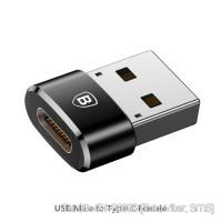 Đầu chuyển USB to Type-C hiệu Baseus