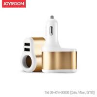 Sạc xe hơi cổng USB 3.1A Joyroom chính hãng