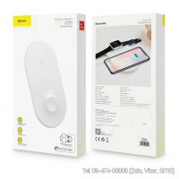 Sạc không dây iPhone, Apple Watch Baseus BSWC-P19