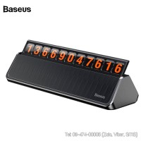 Kệ số điện thoại trên xe hơi hiệu Baseus