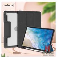 Bao da iPad 10.2 2019 Mutural trong suôt chính hãng
