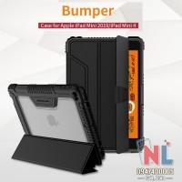Bao da iPad Mini 4/ Mini 5 2019 NILLKIN Bumper iPad Leather Cover