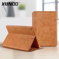 Bao da iPad Mini 4/5 XUNDD da mềm có ngăn chứa giấy tờ
