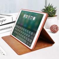 Bao da iPad Mini 1/2/3 XUNDD da mềm có ngăn chứa giấy tờ