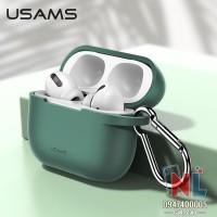 Bao silicon bảo vệ AirPods Pro chính hãng Usams