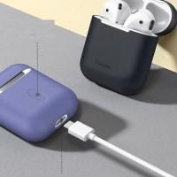 Ốp bảo vệ Airpods Baseus silicon siêu mỏng