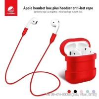 Ốp bảo vệ + Dây đeo tai nghe AirPods