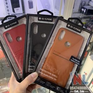 Ốp lưng da SamSung Galaxy A10s G-case chứa thẻ