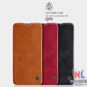 Bao da SamSung Galaxy A31 Nillkin Qin chính hãng