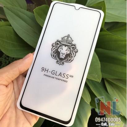 Miếng dán Galaxy A70 9H Full màn hình