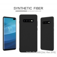 Ốp lưng SamSung Galaxy S10 Plus Nillkin Fiber Carbon