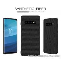 Ốp lưng SamSung Galaxy S10 Nillkin Fiber Carbon
