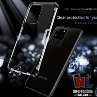Ốp lưng Galaxy S20 Ultra silicon Nillkin chính hãng