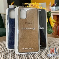 Ốp lưng Samsung S20 Plus Leather Cover