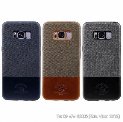 Ốp lưng SamSung Galaxy S8 Polo giả vải