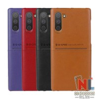 Ốp lưng Galaxy Note 10/Note 10 Plus G-Case CardCool chứa thẻ