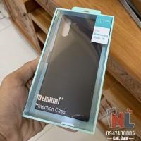 Ốp lưng Galaxy Note 10/Note 10 5G Memumi slim 0.3mm siêu mỏng nhám