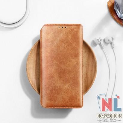 Bao da Galaxy Note 20 Ultra XUNDD chính hãng da mềm