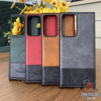 Ốp lưng da Galaxy Note 20 Ultra G-case Rost Series