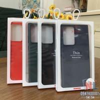 Ốp lưng Galaxy Note 20 Ultra X-level chống bám bẩn