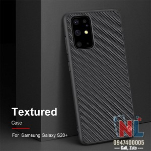 Ốp lưng Galaxy S20 Plus Nillkin Textured Case