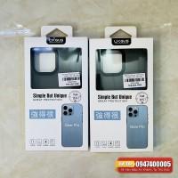 Ốp lưng iPhone 12 Pro Max Likgus viền màu