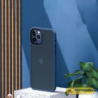 Ốp lưng iPhone 12 Pro Max Rock Guard Pro lưng nhám