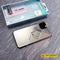 Ốp lưng trong suốt iPhone 12/ 12 Pro/ 12 Pro Max Memumi không ố vàng