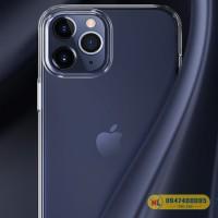 Ốp lưng trong suốt iPhone 12 Pro Max đính đá Memumi Christal