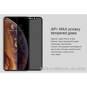 Kính cường lực iPhone Xs Max Nillkin chống nhìn trộm