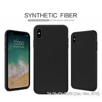 Ốp lưng iPhone XS Max Nillkin Fiber Carbon