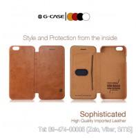 Bao da iPhone 6 Plus, 6s Plus G-Case chứa thẻ ATM