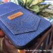 Ốp lưng iPhone 6s Plus Kanjian vải chứa thẻ ATM
